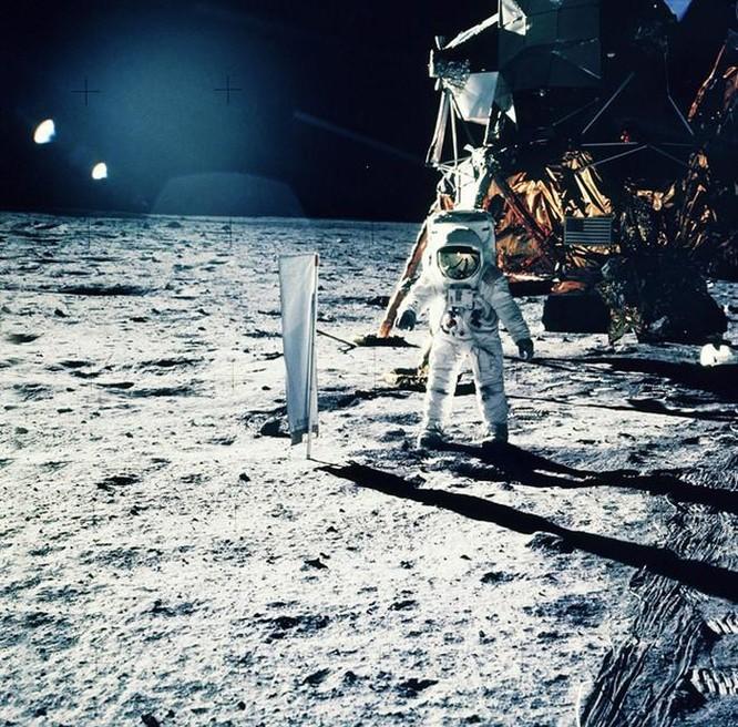 NASA: 'Sẽ khai thác đất hiếm từ Mặt Trăng trong tương lai gần' ảnh 1