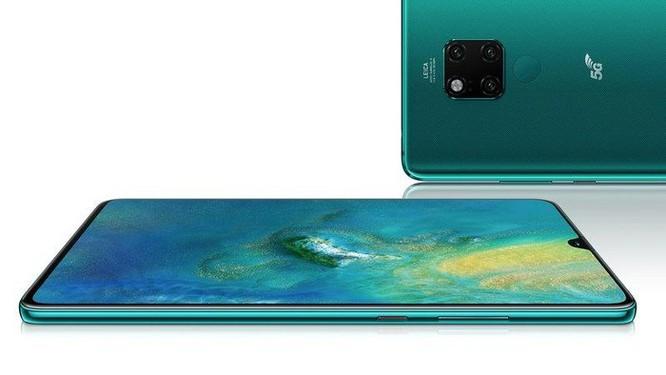 Huawei sẽ ra smartphone 5G đầu tiên vào tuần này, và đó là Huawei Mate 20 X ảnh 2