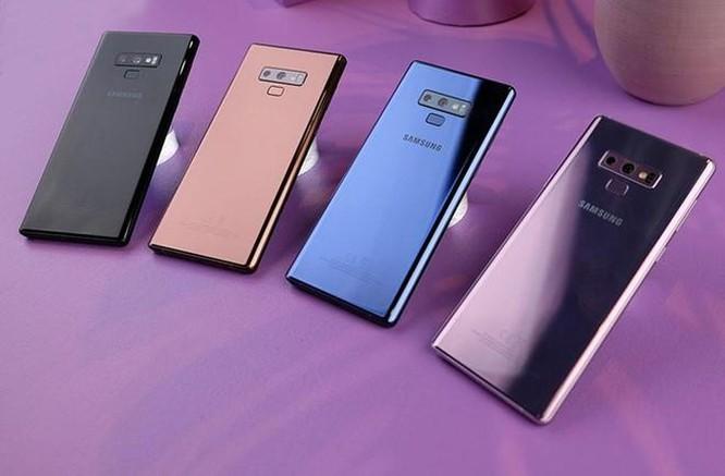 Loạt điện thoại Samsung giảm giá mạnh, dọn đường cho Galaxy Note10 ảnh 2