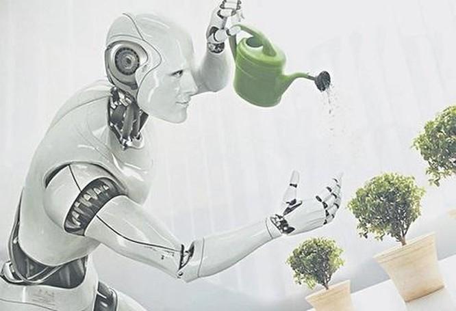 Không gian làm việc trong tương lai sẽ ra sao? ảnh 1