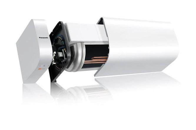 Panasonic ra mắt bình nước nóng không cần bảo trì ảnh 1