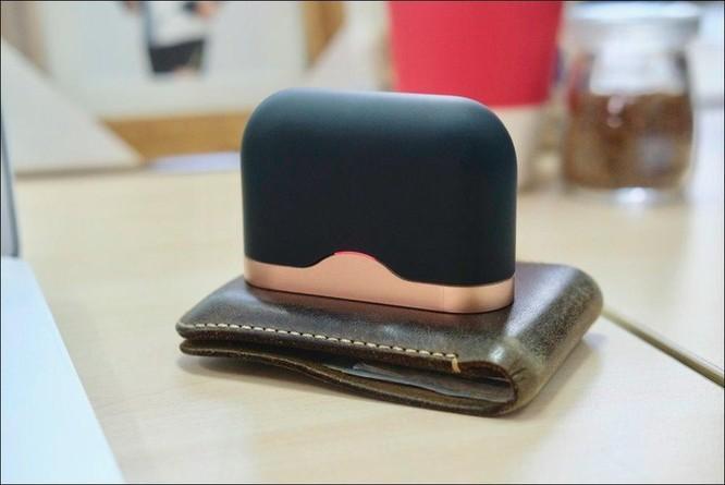 Mở hộp tai nghe Sony WF-1000XM3, tai nghe không dây chống ồn chủ động, giá 5,49 triệu đồng ảnh 3