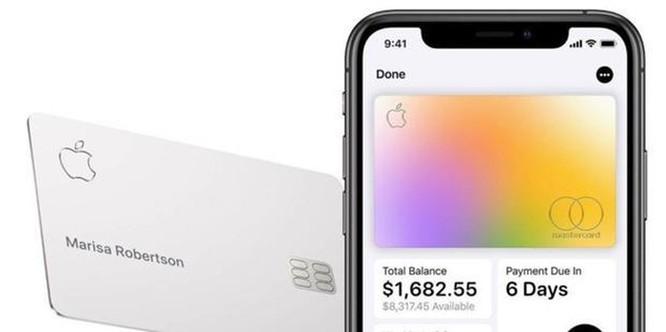 Apple có thể phát hành thẻ tín dụng trong tháng 8 tới ảnh 1