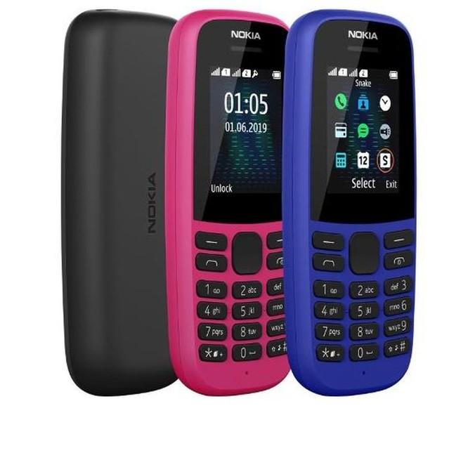 Nokia trình làng bộ đôi 'cục gạch' Nokia 220 4G và Nokia 105 (2019) ảnh 3