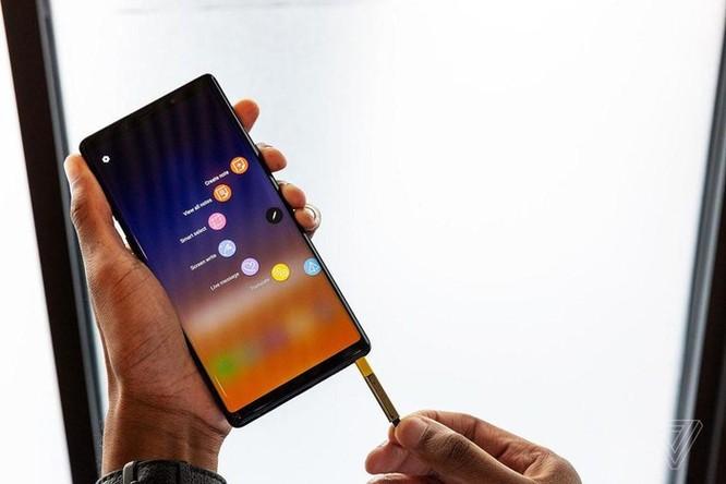 Chiếc bút nhỏ, màn hình to - sự khác biệt và 'quyền lực' Galaxy Note ảnh 6