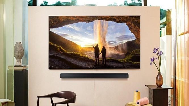 Mang rạp phim về nhà với soundbar Samsung Harman Kardon và TV QLED 8K ảnh 1