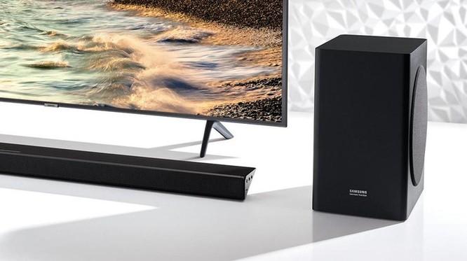 Mang rạp phim về nhà với soundbar Samsung Harman Kardon và TV QLED 8K ảnh 8