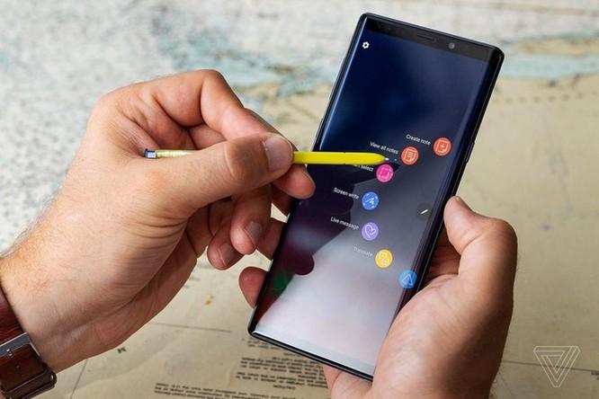 Chiếc bút nhỏ, màn hình to - sự khác biệt và 'quyền lực' Galaxy Note ảnh 7