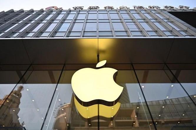 Khối dịch vụ mang đến cho Apple doanh thu quý cao kỷ lục ảnh 1