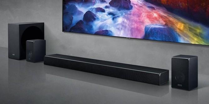 Mang rạp phim về nhà với soundbar Samsung Harman Kardon và TV QLED 8K ảnh 4