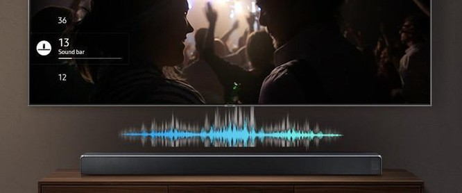 Mang rạp phim về nhà với soundbar Samsung Harman Kardon và TV QLED 8K ảnh 5