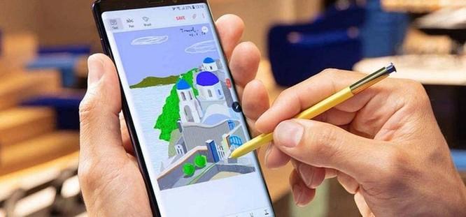 Chiếc bút nhỏ, màn hình to - sự khác biệt và 'quyền lực' Galaxy Note ảnh 5