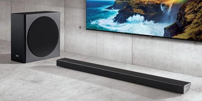 Mang rạp phim về nhà với soundbar Samsung Harman Kardon và TV QLED 8K ảnh 2