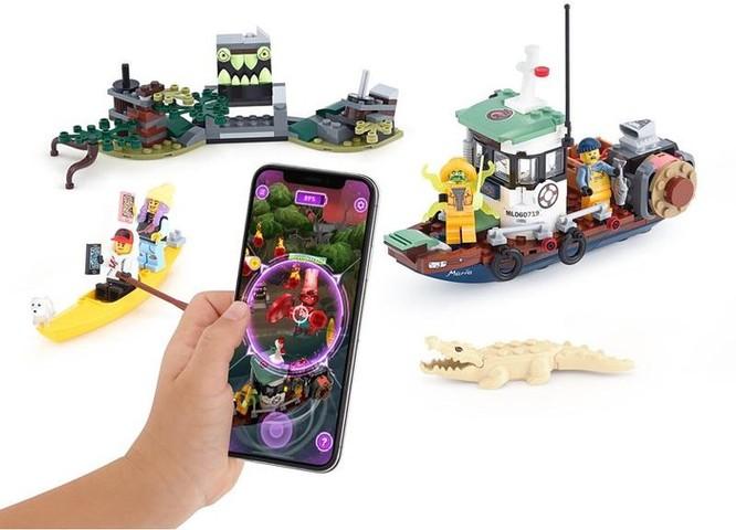 Apple đưa ra thị trường bộ LEGO thực tế ảo đầu tiên trên thế giới, giá khởi điểm từ 700.000 đồng ảnh 2