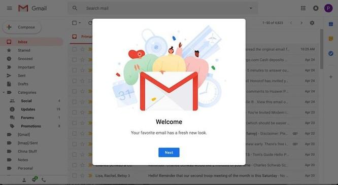 Bao nhiêu tuổi mới được phép lập Gmail? ảnh 1