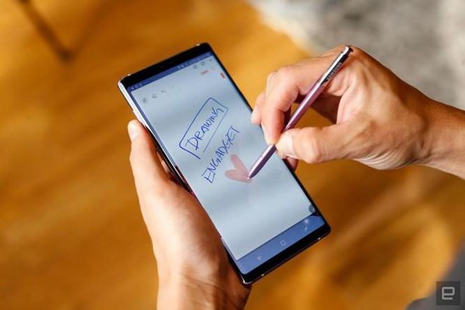 Bút S Pen trên Galaxy Note 'tiến hóa' thế nào sau 9 năm? ảnh 8
