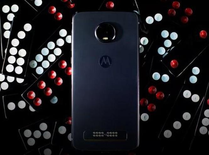 Motorola Moto Z4: Smartphone 5G rẻ nhất đáng mua? ảnh 4