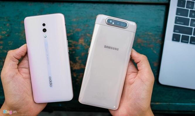 Galaxy A80 đọ dáng với Oppo Reno - 2 di động đáng chú ý tầm 15 triệu ảnh 5