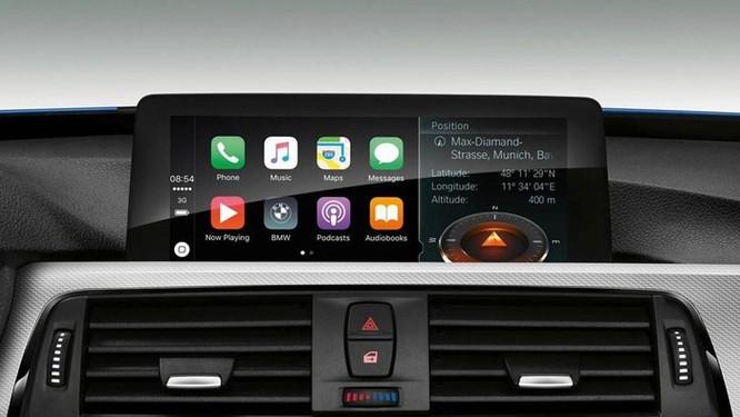 Tại sao BMW thu phí người dùng 80 USD cho Apple CarPlay? ảnh 1