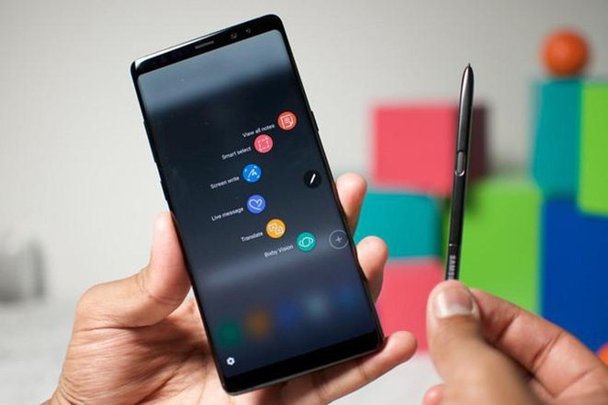 Bút S Pen trên Galaxy Note 'tiến hóa' thế nào sau 9 năm? ảnh 7