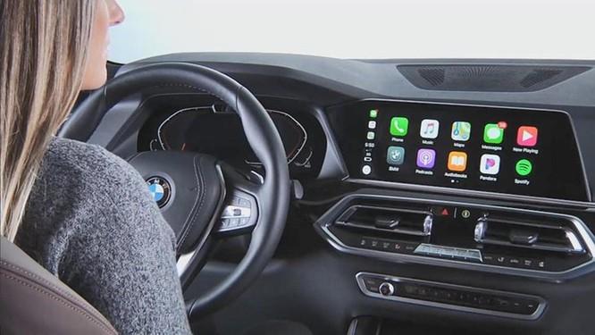 Tại sao BMW thu phí người dùng 80 USD cho Apple CarPlay? ảnh 3
