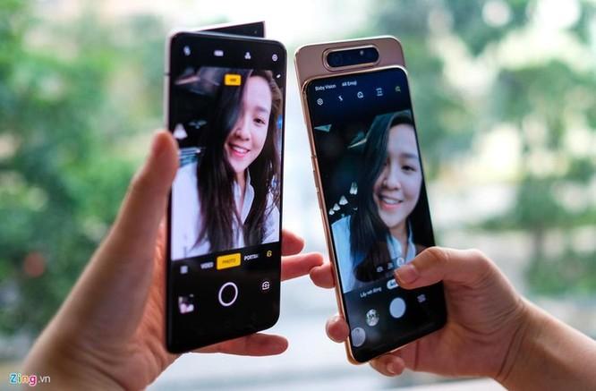 Galaxy A80 đọ dáng với Oppo Reno - 2 di động đáng chú ý tầm 15 triệu ảnh 3