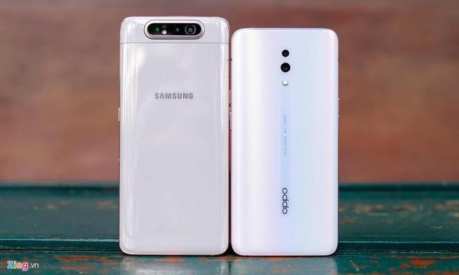 Galaxy A80 đọ dáng với Oppo Reno - 2 di động đáng chú ý tầm 15 triệu ảnh 1
