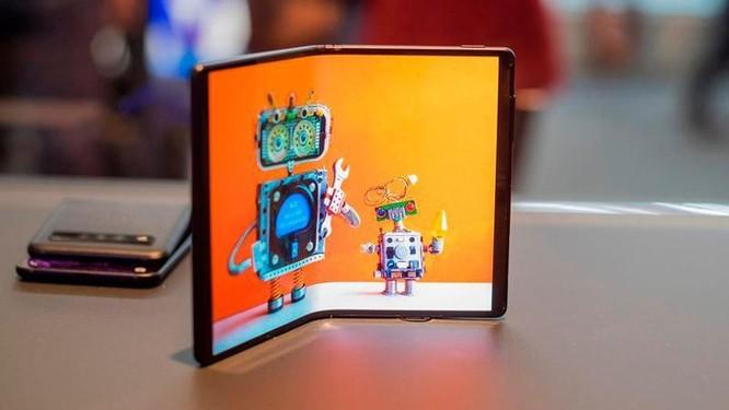 Những mẫu điện thoại gập sẽ ra mắt trong năm 2019 ảnh 6