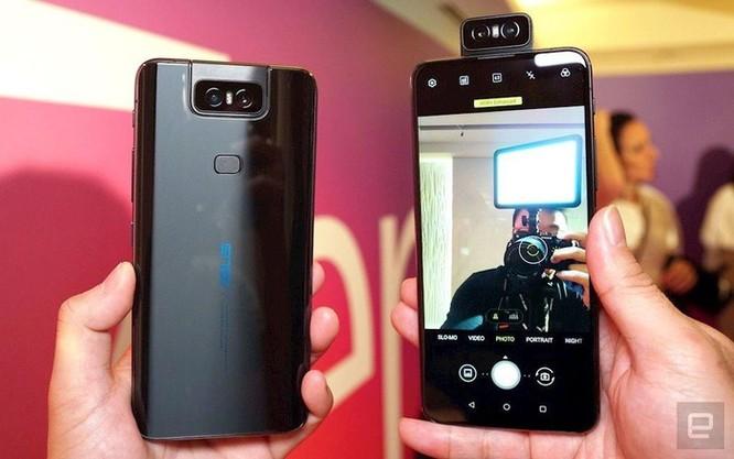 Asus ZenFone 6 chính thức lên kệ tại Mỹ ảnh 3