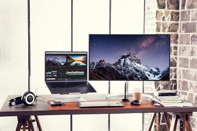 Laptop 17-inch nhẹ nhất thế giới của LG chính thức lên kệ ảnh 2