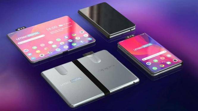 Những mẫu điện thoại gập sẽ ra mắt trong năm 2019 ảnh 4