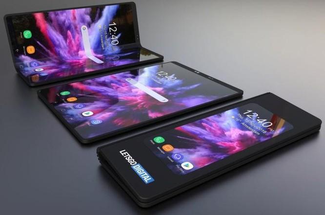 Những mẫu điện thoại gập sẽ ra mắt trong năm 2019 ảnh 1