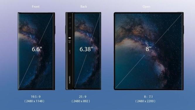 Những mẫu điện thoại gập sẽ ra mắt trong năm 2019 ảnh 2