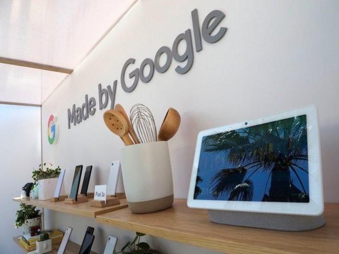 Google sẽ sản xuất tất cả phần cứng bằng vật liệu tái chế vào năm 2022 ảnh 1