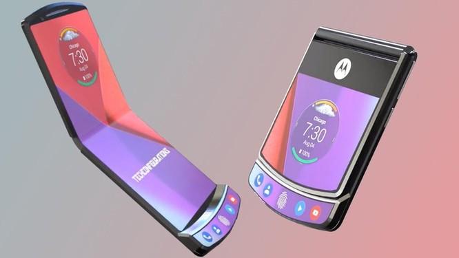 Những mẫu điện thoại gập sẽ ra mắt trong năm 2019 ảnh 5