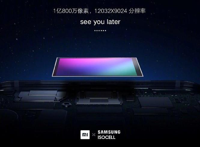 Xiaomi sẽ ra smartphone có camera lên tới 108 megapixel ảnh 1