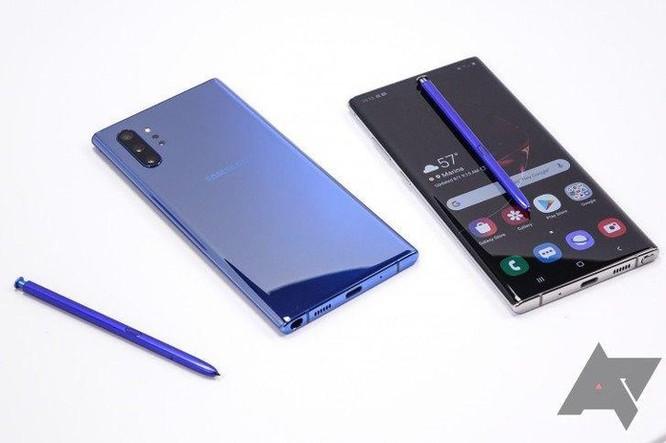 Những điểm trừ 'to đùng' trên smartphone Galaxy Note 10 vừa ra mắt ảnh 1
