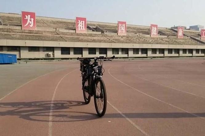 Trung Quốc chế tạo xe đạp tự động sử dụng trí tuệ nhân tạo ảnh 1