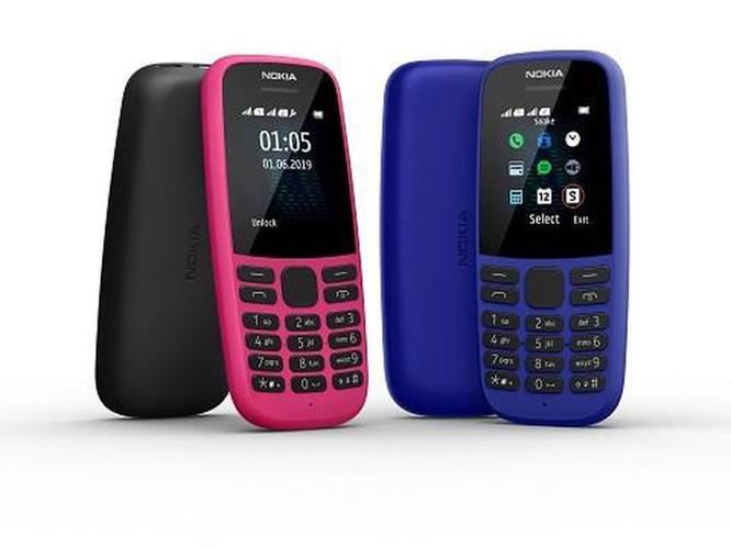 Nokia 105 mới pin 'trâu', giá 359 ngàn đồng chính thức lên kệ ảnh 1