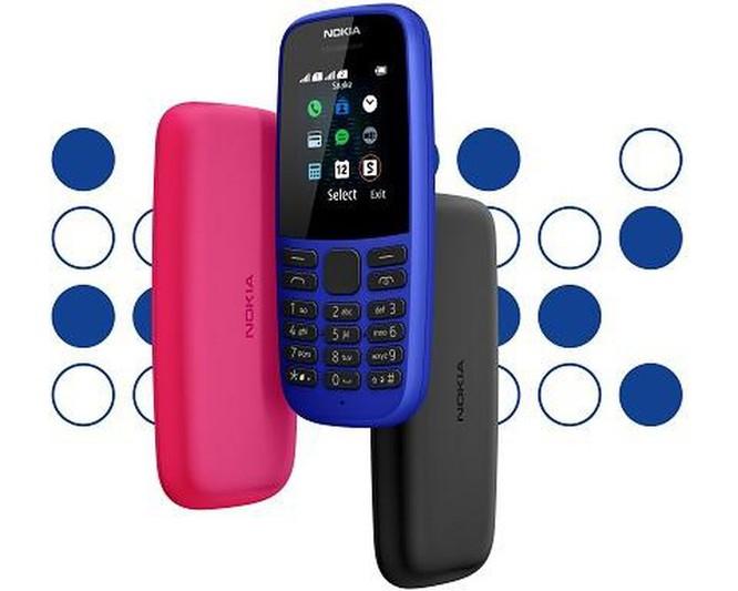 Nokia 105 mới pin 'trâu', giá 359 ngàn đồng chính thức lên kệ ảnh 2