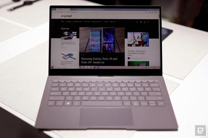 Galaxy Book S ra mắt - lai giữa smartphone và laptop, pin 23 tiếng ảnh 4