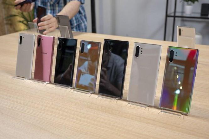 So sánh Galaxy Note 10 và Galaxy Note 9: Có đáng để nâng cấp? ảnh 6