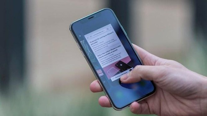 iPhone 2021 sẽ có cả cảm biến vân tay lẫn Face ID ảnh 1