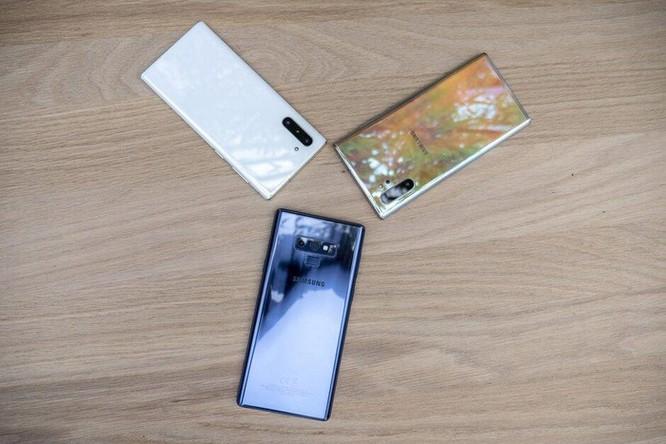 So sánh Galaxy Note 10 và Galaxy Note 9: Có đáng để nâng cấp? ảnh 3