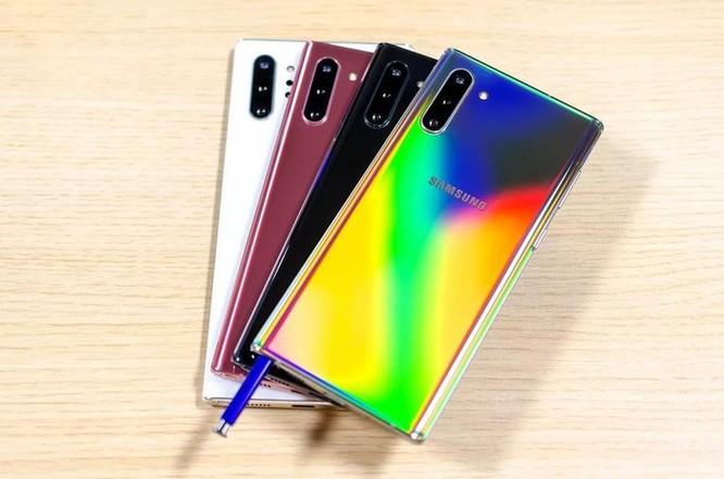 8 tính năng trên Galaxy Note10 khiến iFan 'thèm khát' ảnh 8