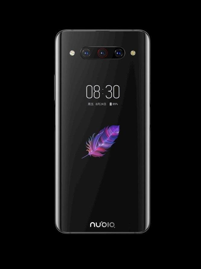 Giới thiệu Nubia Z20 với hai màn hình, Snapdragon 855 Plus và camera 48MP ảnh 2