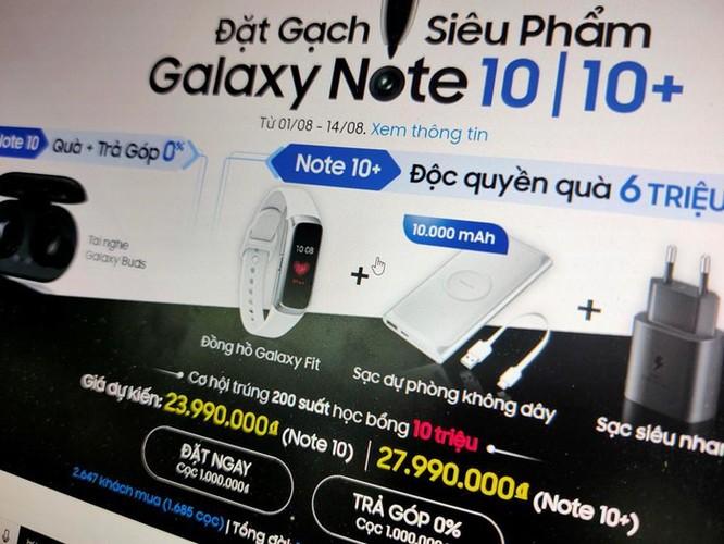 Thời điểm hiện tại có nên mua Galaxy Note10? ảnh 1