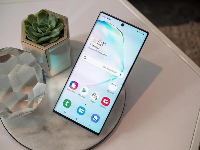 8 tính năng trên Galaxy Note10 khiến iFan 'thèm khát' ảnh 1