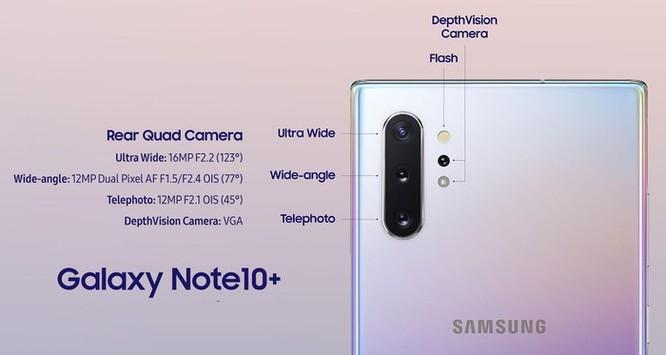 Chi tiết về camera siêu khủng được cải tiến trên Galaxy Note 10 ảnh 2