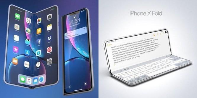 Apple đang phát triển công nghệ màn hình gập để ra mắt trên iPad vào năm 2020 và iPhone năm 2021 ảnh 1